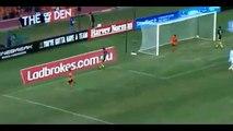Jamie MacLaren Goal-Brisbane Roar - Central Coast Mariners 3-1( 02-04-2017)
