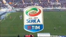Carlos Bacca Missed Incredible Chance - Pescara vs AC Milan - Serie A 02.04.2017