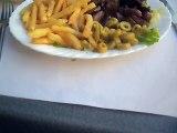 """Maroc - Vol au-dessus d'un """"Merguez Frites et petite salade"""""""