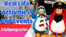 Club Penguin - Real Life Events And Activities