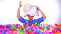 Learn Colors of Machines with Blippi _ Colorful Balls-pMbg_SxC6uY
