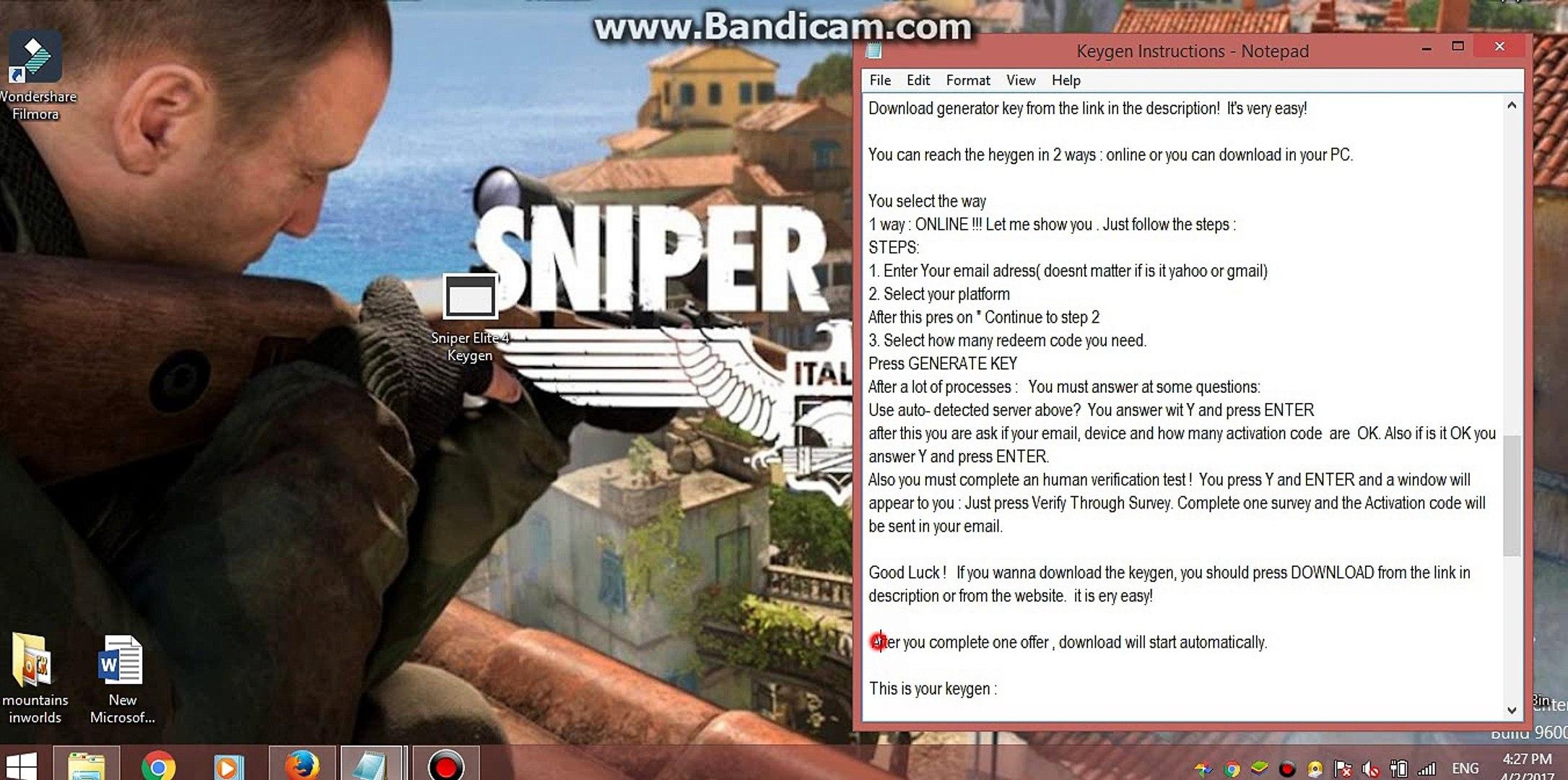 sniper elite v2 torrent no crack