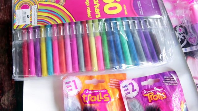 TROLLS MOVIE NEW Poppy Baby Hair & Dress-Up Magic Play Hair Styles Salon DJ SUKI Toys