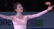 Evgenia MEDVEDEVA EX - 2017 Worlds