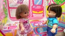 Mell-chan Dollhouse Moving  - New Play Tent-SP6J_Bsb2Q0