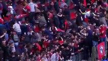 02/04/17 : Firmin Mubele (82') : Rennes - Lyon (1-1)