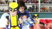 Wolverine Dev Sürpriz Yumurta Açma Oyuncak Abi-mkwckYGyMKE