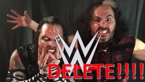 Broken Hardys Coming To Delete The WWE - Matt and Jeff Hardy On Their Way