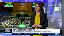 STRICTLY SECURITY | Top 5 security facts | Saturday, April 1st 2017
