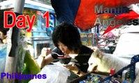 1d,フィリピン:マニラ、アンヘレス、フィリピンパブの女、スラム、LAcafe,フィリピン旅行