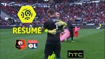 Stade Rennais FC - Olympique Lyonnais (1-1)  - Résumé - (SRFC-OL) / 2016-17
