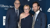 EXCLUSIVE: Patricia Arquette and Luke Perry Fight Back Tears Remembering Alexis Arquette