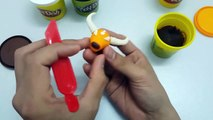 How To Make Pokemon Tauros from❤ Play Doh With Me!