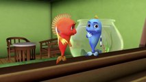 Kids Fish cartoons HD animated cartoons Children funny cartoons babaies funny cartoons Best English cartoons