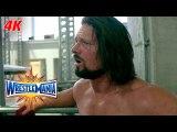 Wrestlemania 33 Aj Styles Vs Shane McMahon Full Match HD