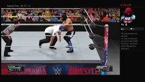WrestleMania 33 AJ Styles Vs Shane Mcmahon