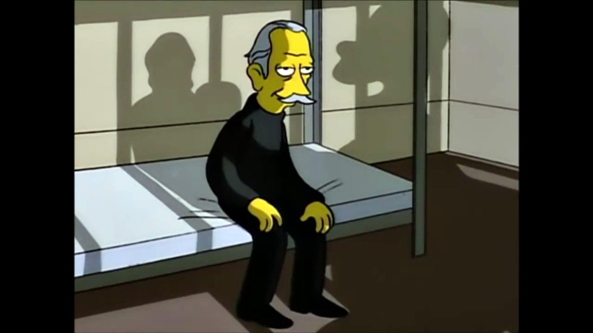 Los Simpson: He cazado al gato