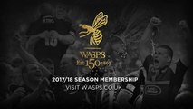 Players have message for Wasps fans about our 150th Season Launch-