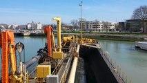 """La Rochelle : reportage à bord de la drague """"Cap d'Aunis"""" (1/2)"""