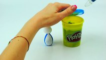 Pororo Play Doh Animated STOP MOTION video claymation plaasd