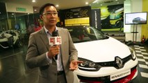 Renault Twizy & Megane RS275 Trophy R launch in Malaysia