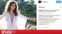 Halle Berry partage une belle photo sur Instagram