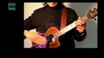 Instrumental Ukulélé-On your shoulder-Chris Wilson