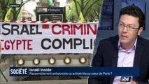 Israël Inside : le gouvernement israélien s'engage contre le BDS