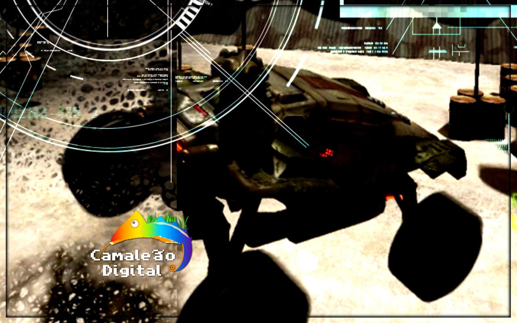 UDK Mecânica de Corrida - Unreal Engine
