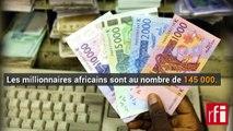 Les (multi)millionnaires en Afrique: qui sont-ils, où sont-ils et qu'achètent-ils?
