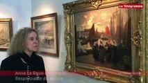 Musée du Faouët. Exposition : 100 métiers vus par les artistes en Bretagne