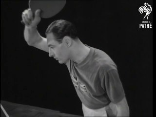 1940 Table Tennis  Présentation  top spin