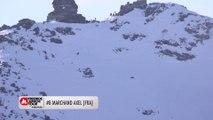Axel Marchand - 8th Ski Men - Freeride Junior Verbier 3* 2017