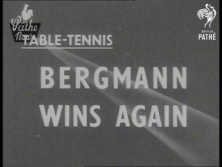 1950 Bergmann Wins Again
