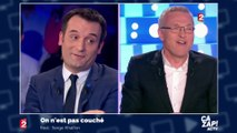 """""""Le jour où vous arriverez au pouvoir, vous me virerez"""" : Laurent Ruquier répond à Florian Florian Phillipot"""