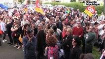 VIDEO. Manifestation à Niort des salariés à l'Adapei des Deux-Sèvres