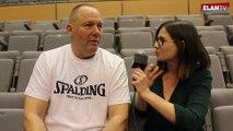 ELAN TV - 1/2 finale retour FIBA Europe cup - Avant match Elan VS Ostende