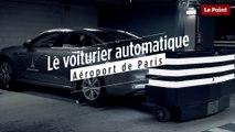 Votre voiture se gare toute seule à l'aéroport de Paris