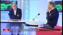 Top Rugby - Les grands chantiers du Rugby français avec Philippe Barbe, président du comité côte d'argent