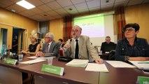Meylan : l'intervention du maire pendant le conseil municipal.