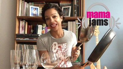 Mama Jams | Let's Dance | David Bowie | Family Music Video | MomCave