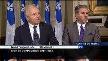 Bombardier: Réaction de Jean-François Lisée