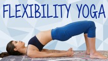 Beginners Yoga for Flexibility with Julia | 20 Minute Home Workout, Stretching, Pain Relief