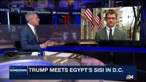 THE RUNDOWN   Trump meets Egypt's SISI in DC    Monday, April 3rd 2017