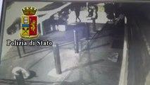 Brescia, il video dell'accoltellamento davanti alla discoteca