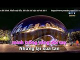{ Karaoke } Căn Gác Trống - Ưng Hoàng Phúc