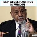 Rep. Alcee Hastings is furious