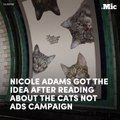 Cats not ads  [Mic Archives]