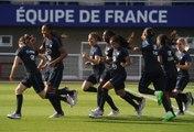Equipe de France Féminine : Courses croisées, toros et reprises de volée pour débuter