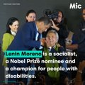 Ecuador just elected a leftist president who has paraplegia  [Mic Archives]